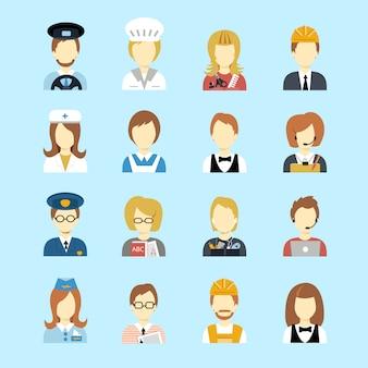 Набор профессии аватара