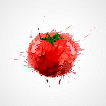 トマト染色分離