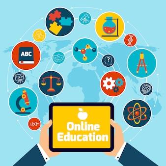 Концепция онлайн образования
