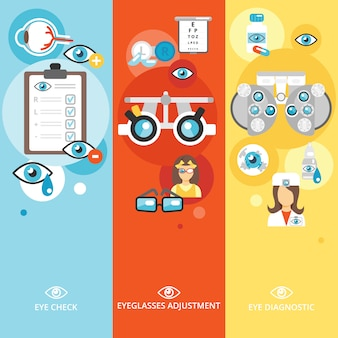 医療眼科医要素組成セット