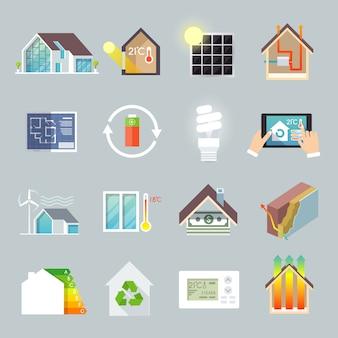 Дом энергосбережения