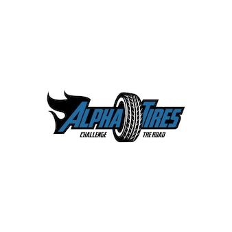 Логотип колес