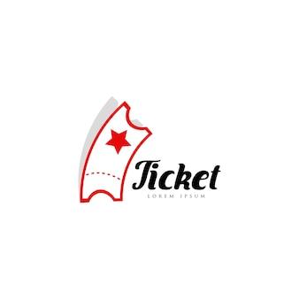 チケットのロゴ
