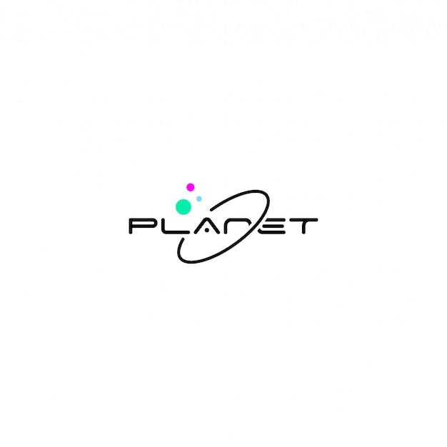Логотип планеты
