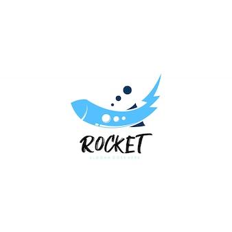 ロケットロゴ