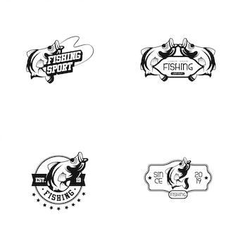 Рыбалка логотип