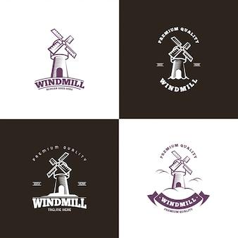 風車のロゴ