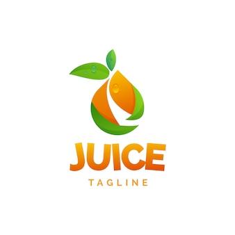 ジュースのロゴ