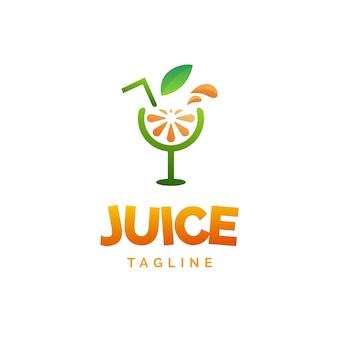レモンジュースのロゴ