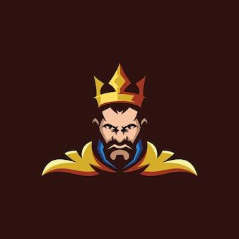 戦士のロゴデザイン