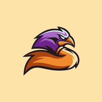 ワシのロゴ