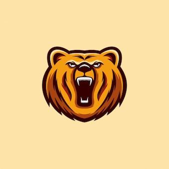くまのロゴ