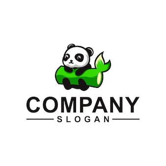 パンダのロゴ
