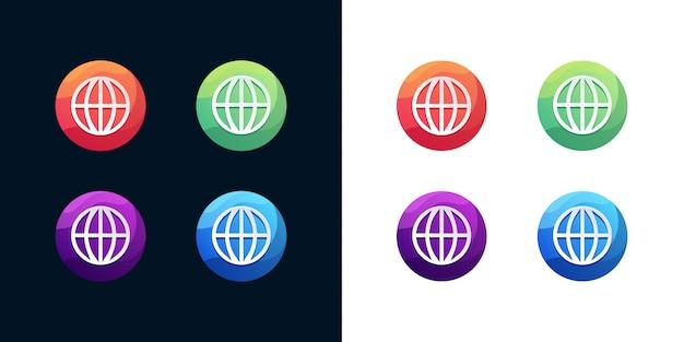 Набор веб-иконок