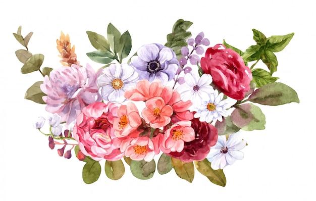 꽃의 꽃다발