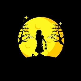 Ребенок достигает логотипа звезд
