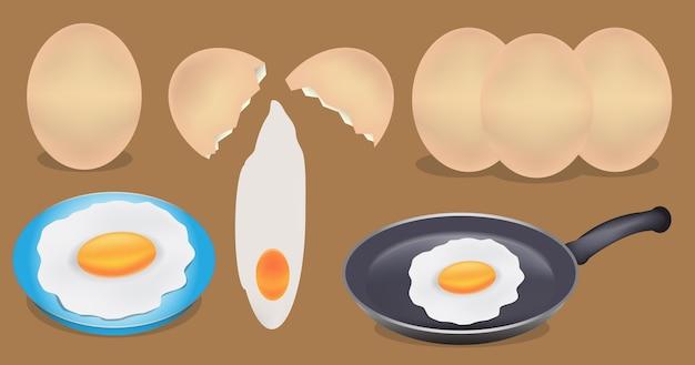 계란 성분 요리