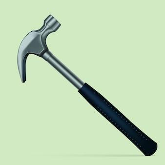망치는 건설 도구입니다.