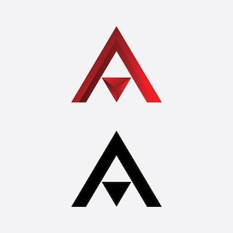 Письмо логотип бизнес значок шаблона векторный дизайн