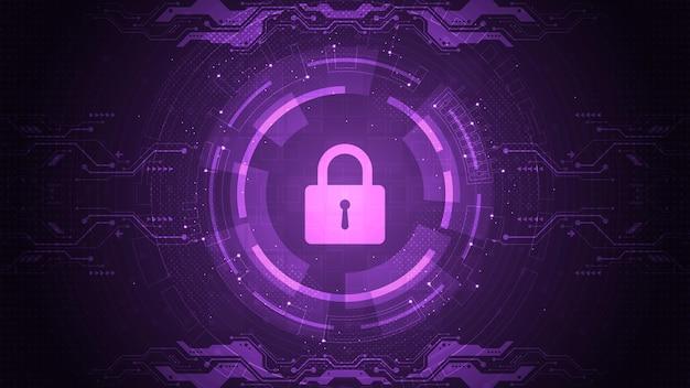 민감한 데이터가 파괴되거나 도난당하는 것을 방지하는 보안 인터페이스입니다.