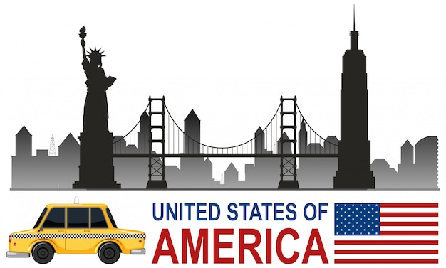 Соединенные штаты америки привлекают туристов