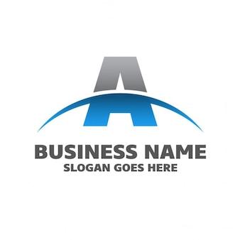 抽象aビジネスのロゴ