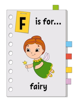 Abc game for kids. word and letter. learning words for study english.