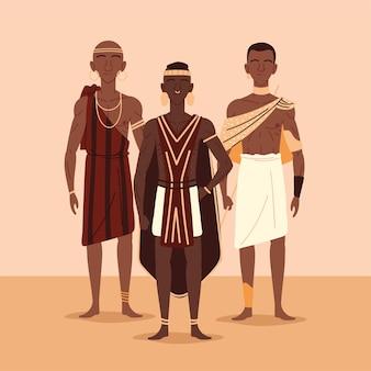 원주민 전통과 부족