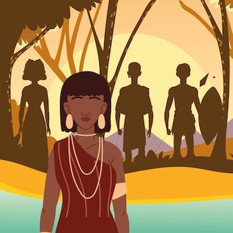 아프리카의 원주민