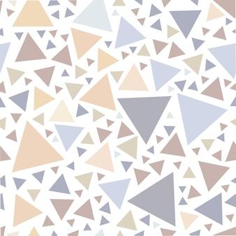 装飾インテリア、印刷ポスター、素晴らしいカード、ビジネスバナー、ベクトルでモダンなスカンジナビアスタイルでラッピングするための抽象的な北欧の幾何学的なパッテンデザイン。パステルカラー。