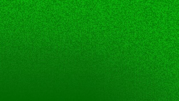 무작위로 녹색 색상 음영의 abstarct 하프톤 그라데이션 배경