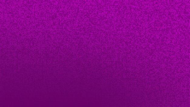 紫色のランダムな色合いの不明瞭なハーフトーンのグラデーションの背景