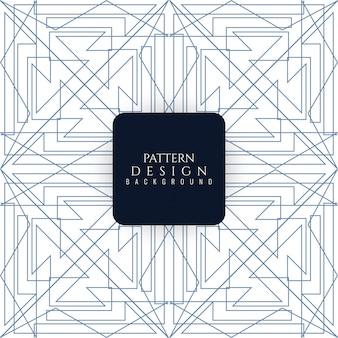 Abstarct幾何学的パターンの背景
