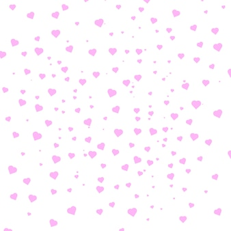 Abstrac background heart shape