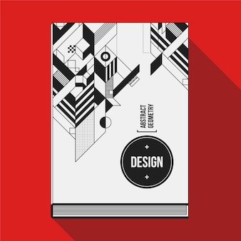 Abstrac geometric cover