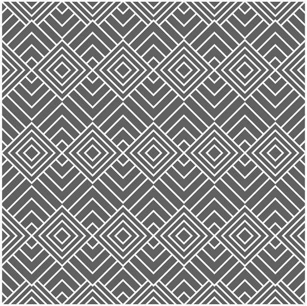 Abstrac geometric line pattern