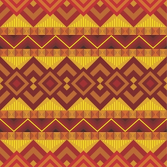 Abstrac geometric seamles pattern