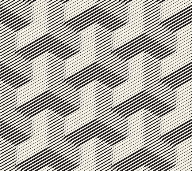 抽象的3 d模式