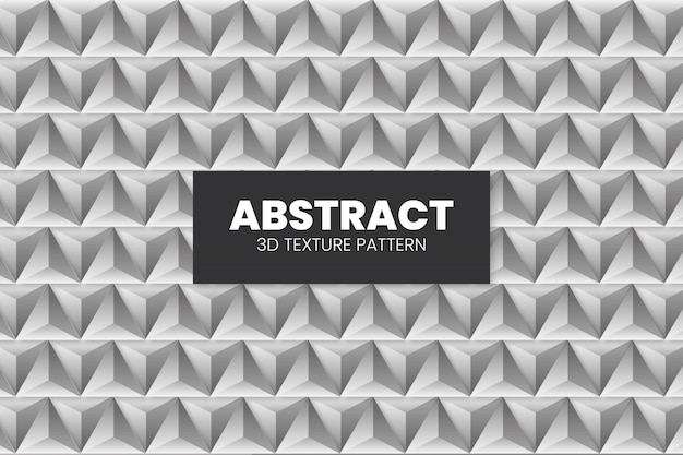 Abstract 3d texture pattern template