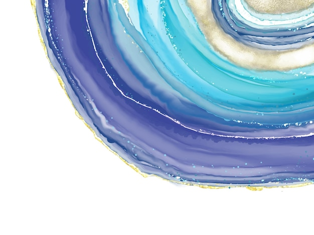抽象的なアルコールインクテクスチャ大理石スタイルの背景。 eps10ベクトルイラストデザイン。