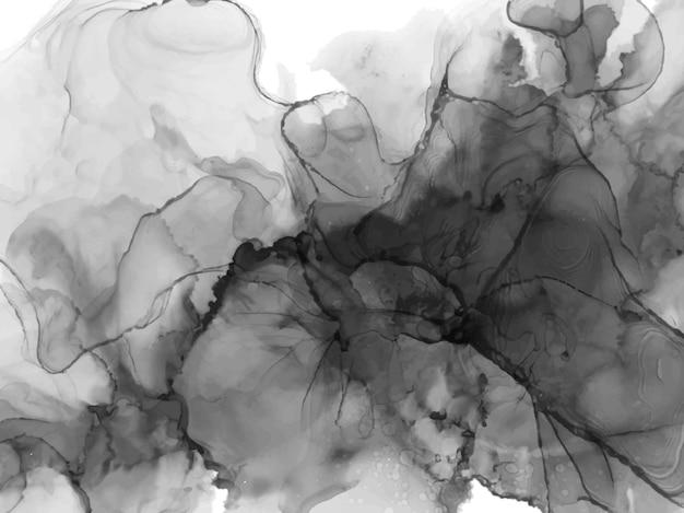 Абстрактная предпосылка стиля мрамора текстуры чернил алкоголя. eps10 векторные иллюстрации дизайн.