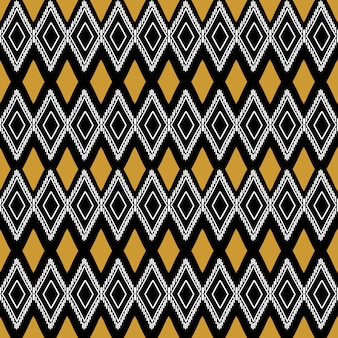 Abstract ancient old tribal pattern background