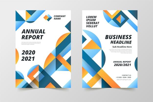 Modelli astratti del rapporto annuale 2020/2021