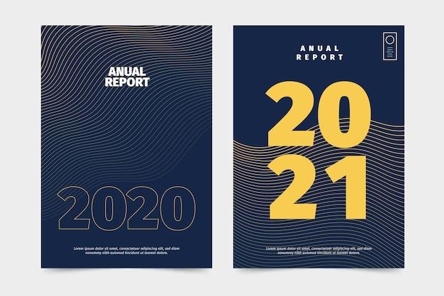 Modello astratto rapporto annuale