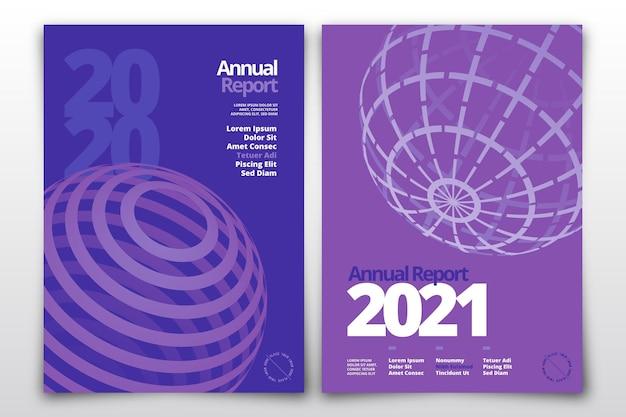 Relazione annuale astratta