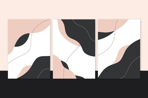 추상 미술 커버 컬렉션