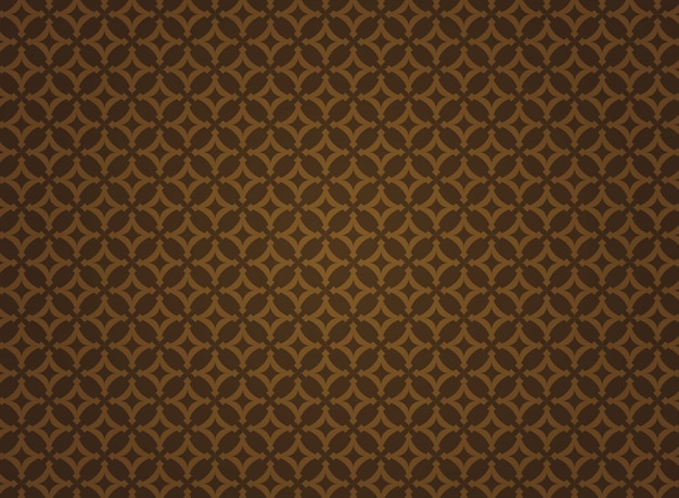 Abstract of art deco pattern background.