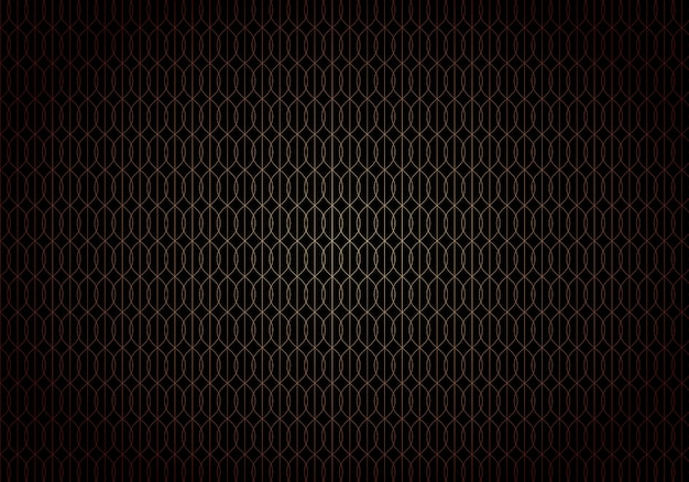 Abstract art deco style black background