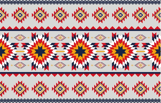 Abstract art geometric native pattern seamless .repeating geometric background.