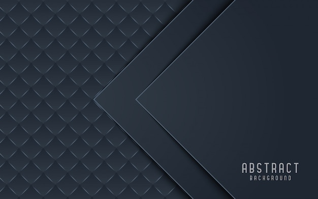 Abstract background black and grey 3d style.